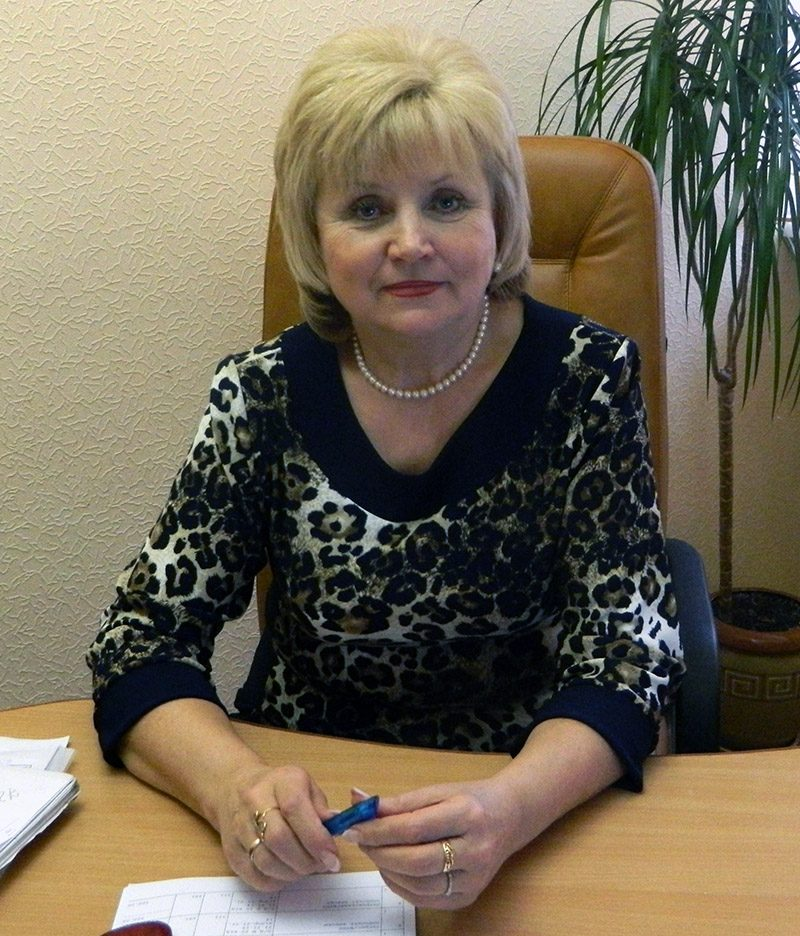 Корнійчук Віра Василівна