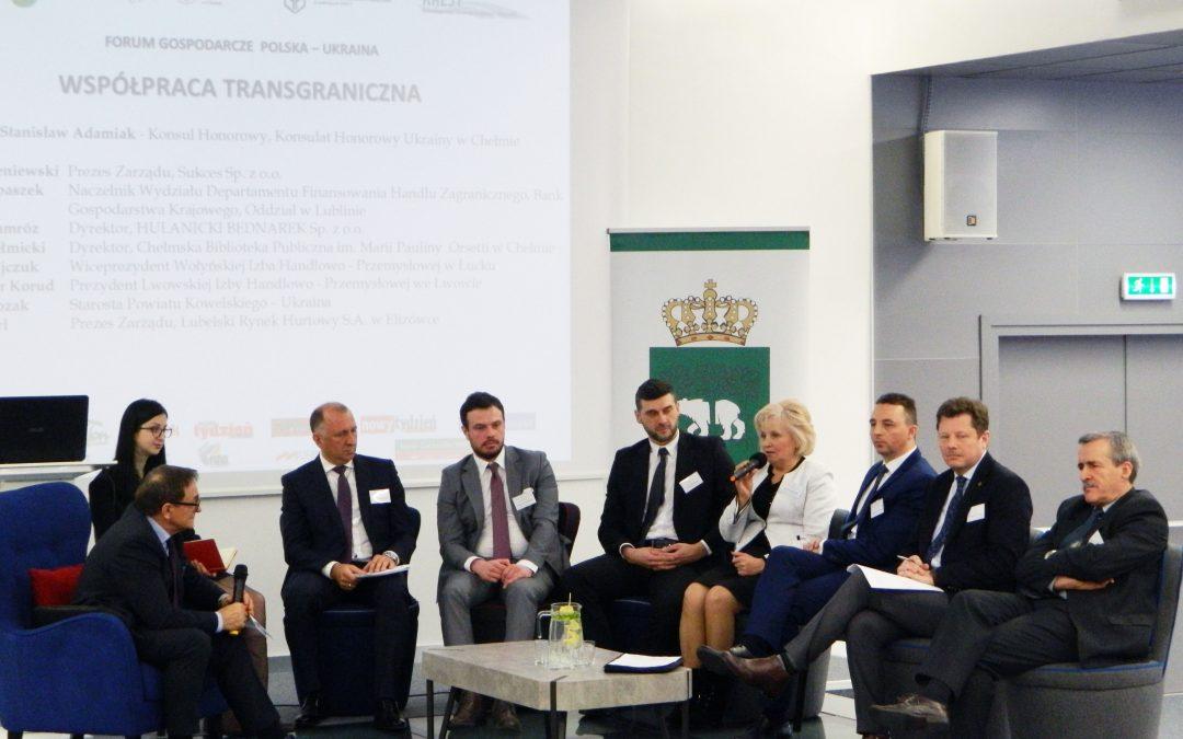 Відбувся Польсько-Український Економічний Форум