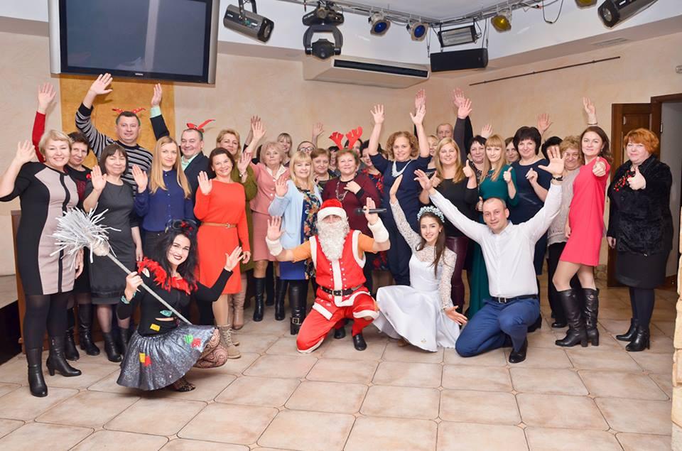 15 грудня 2017 року відбувся святковий семінар для бухгалтерів