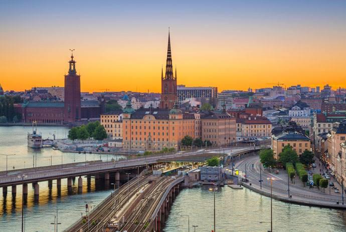 """Інтеграційна поїздка """"Венеція Півночі – Стокгольм"""""""