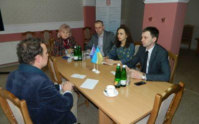 Зустріч з заступником Голови Місії ПосольстваАвстралії в Україні