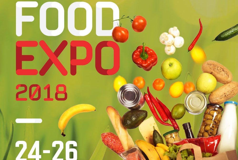 Відвідайте виставку «WARSAW FOOD EXPO 2018»