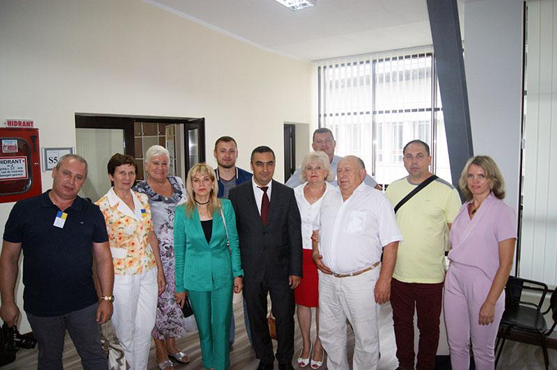 Бізнес-форум Румунія-Україна-Республіка Молдова в м. Сучава (Румунія)
