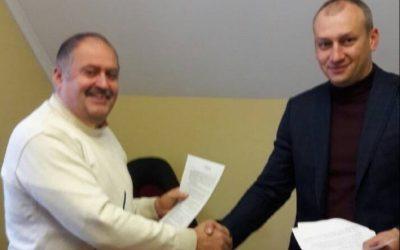 Підписано меморандум про співпрацю з ГУ Держпродспоживслужби у Волинській області