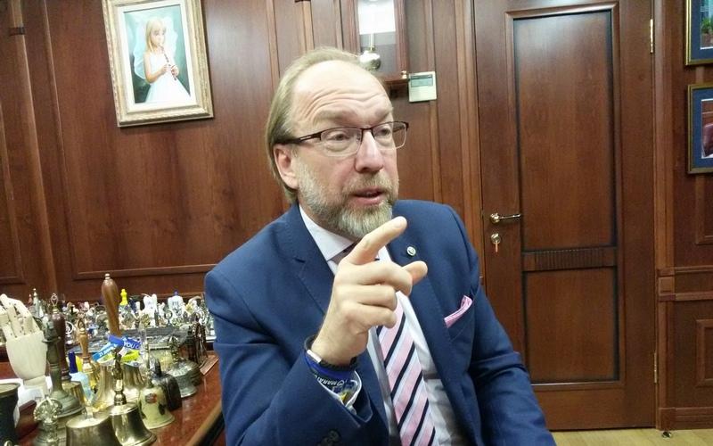 Геннадій Чижиков: «Україна повинна стати популярною – в модні країни інвестують»