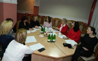 Відбулося перше засідання Комітету жінок-підприємиць при Волинській ТПП