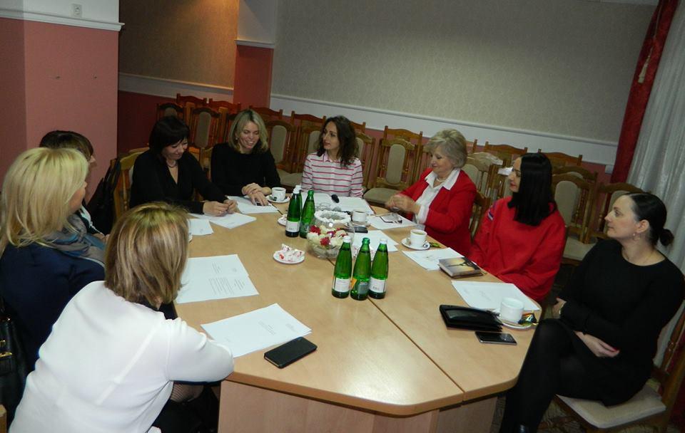 Започатковано комітет жінок-підприємниць при Волинській ТПП