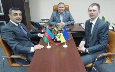Протягом 11-12 грудня до Луцька завітав президент Міжнародного альянсу «Азербайджан-Україна»