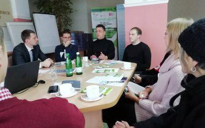 11 грудня 2018 року, відбулась чергова зустріч комітету провайдерів «зелених» послуг