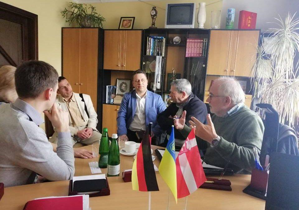 Відбулась зустріч з німецькими експертами SES