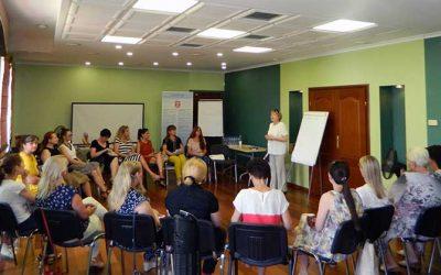 Інформаційна зустріч «Розширення економічних можливостей жінок»