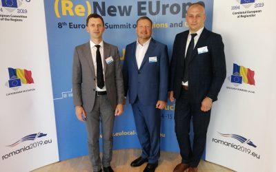 Відбулась щорічна зустріч Сonnecting European Chambers