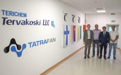 Волинська ТПП допомогає у виході на ринок Азербайджану!