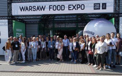 Делегація Волинської ТПП відвідвла наймастабнішу виставку продуктів харчування «WARSAW FOOD EXPO 2019»
