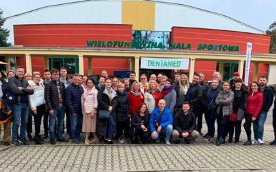 Делегація фахівців стоматологічної галузі з Луцька, Рівного, Тернополя, Білої Церкви та Житомира відвідала виставку DENTAMED