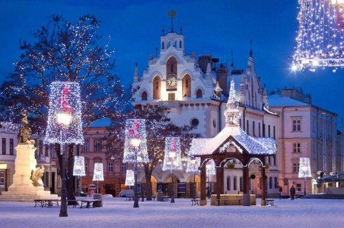 Передноворічний Ряшів – відчуйте настрій свята (Польща)