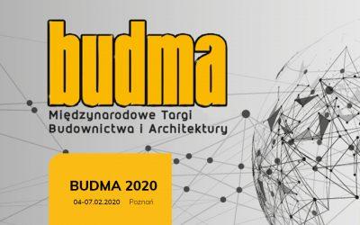 BUDMA 2020_Виставка будівництва та архітектури  04 – 07 лютого 2020 р. (м.Познань, Республіка Польща)