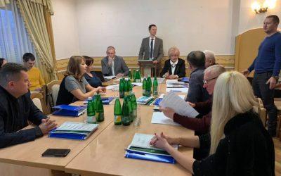 23 грудня 2019 року відбулось чергове засідання Президії Волинської ТПП.