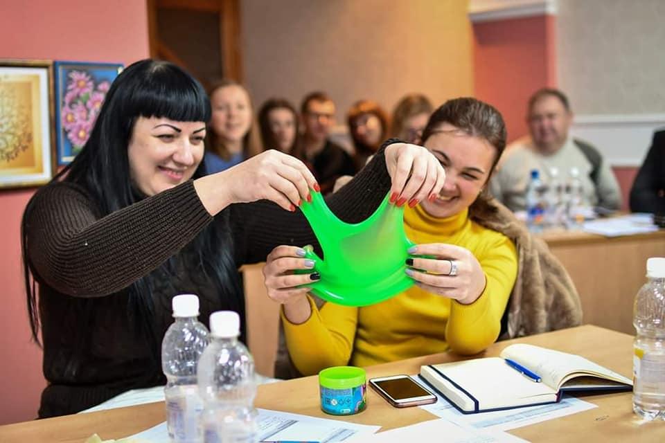 В Волинській ТПП відбувся тренінг «Як довести що ваша продукція відповідає технічним вимогам ЄС?».