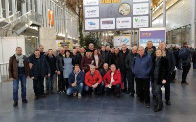 Делегація Волинської та Рівненської ТПП відвідали 29-ту виставку архітектури та дизайну «Budma 2020»