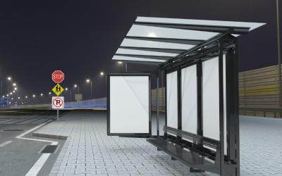 Співпраця для компаній, які могли б запропонувати виготовлення і проекти зупинок громадського транспорту