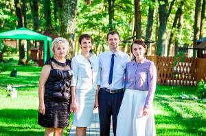 Урочистий  прийом  Волинської торгово-промислової палати з нагоди Дня Підприємця
