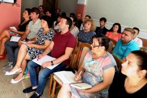 семінар-практикум «Система публічних електронних закупівель ProZorro»